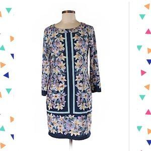 BCBGMaxazria 3/4 Sleeve Dress